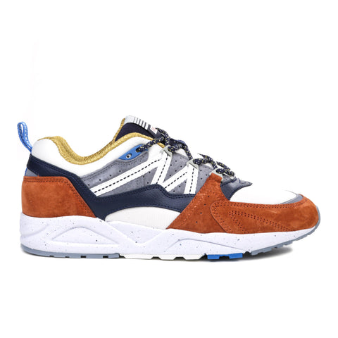 KARHU FUSION 2.0 LEATHER BROWN / NIGHT SKY