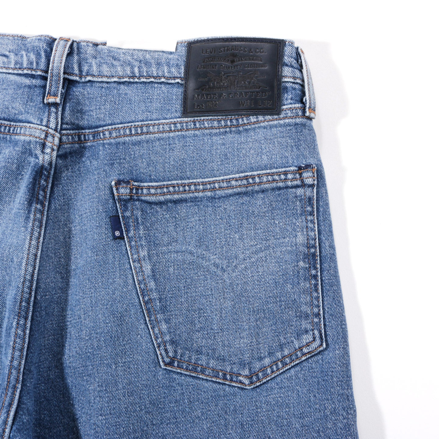 LEVI'S MADE & CRAFTED 502 LUDLOW