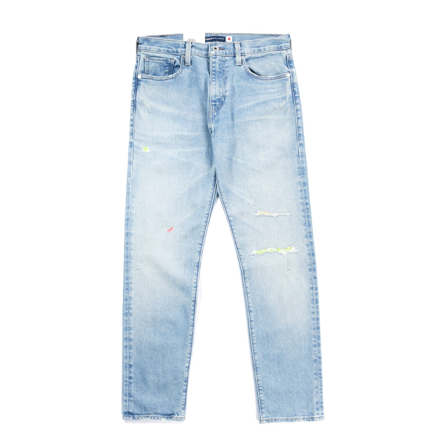 LEVI'S MADE & CRAFTED 502 MIJ NITCHIBOTSU