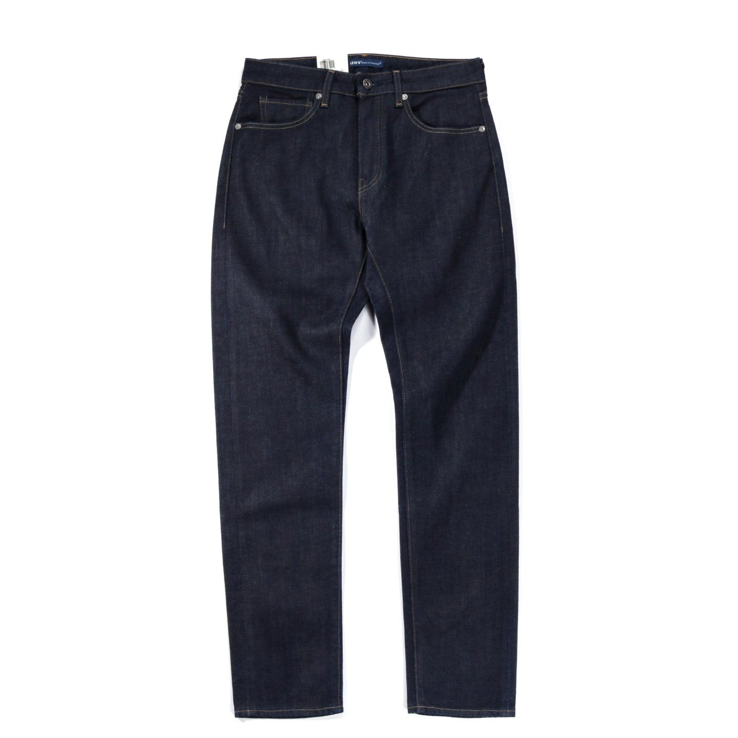 LEVI'S MADE & CRAFTED TACK INDIGO RESIN RINSE