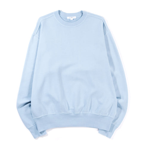 LADY WHITE CO. RELAXED SWEATSHIRT CORNFLOWER