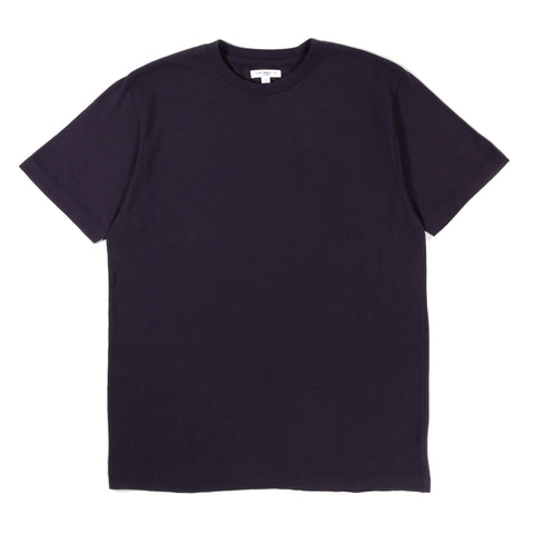 LADY WHITE CO. LITE JERSEY T-SHIRT MIDNIGHT BLUE