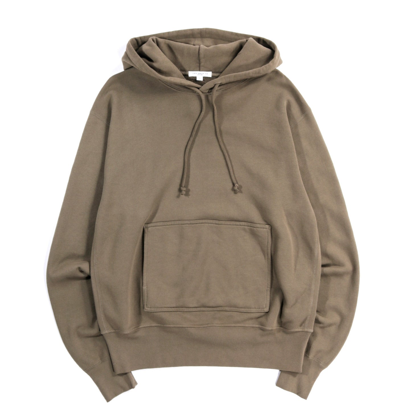 LADY WHITE CO. LW-C HOODIE STONE GREEN