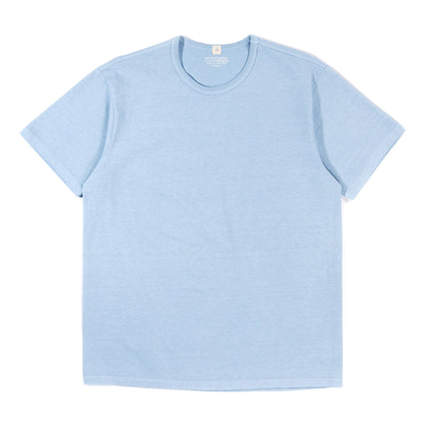 LADY WHITE CO. T-SHIRT CORNFLOWER