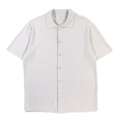 LADY WHITE CO. S/S PLACKET POLO BONE