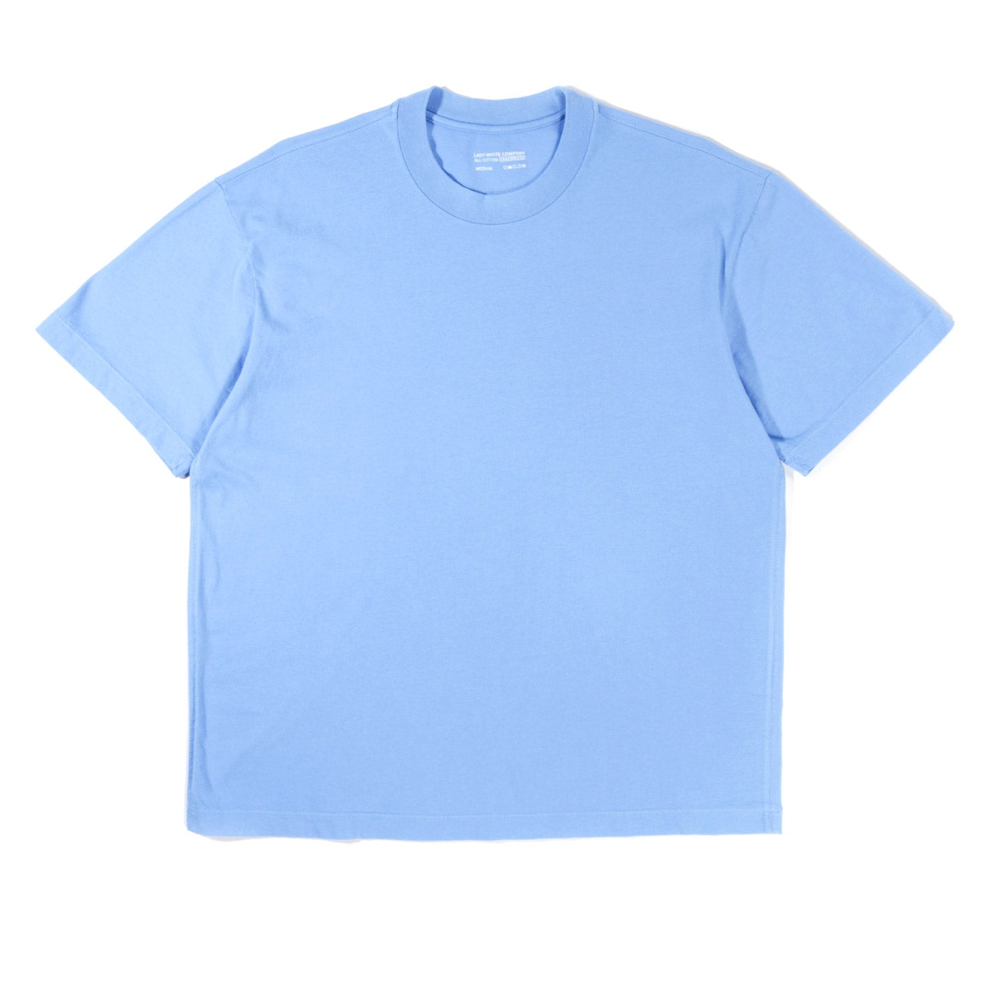 LADY WHITE CO. ATHENS T-SHIRT SKY BLUE