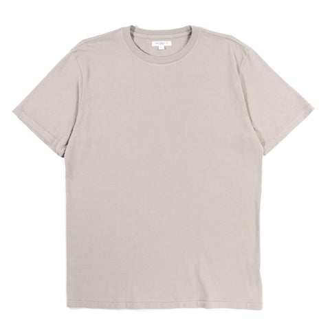 LADY WHITE CO. LITE JERSEY T-SHIRT TAUPE FOG