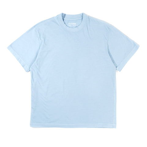 LADY WHITE CO. ATHENS T-SHIRT CORNFLOWER