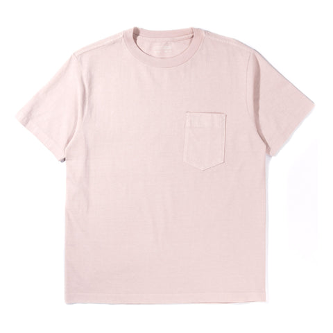 LADY WHITE CO. BALTA POCKET T-SHIRT SHELL PINK
