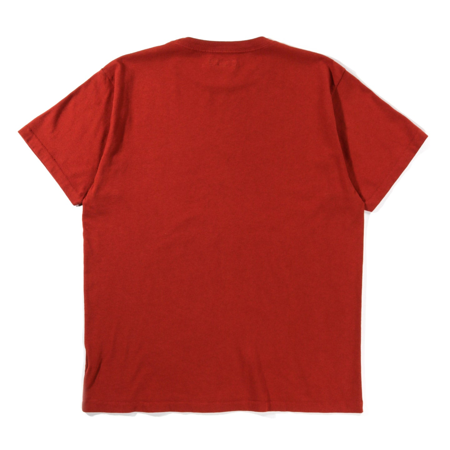 LADY WHITE CO. LITE JERSEY T-SHIRT RED OCHRE