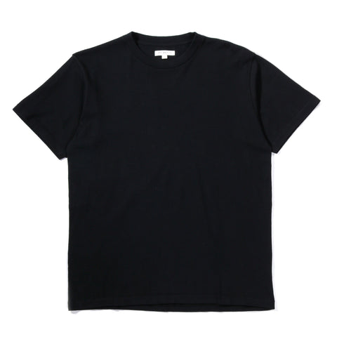 LADY WHITE CO. LITE JERSEY T-SHIRT BLACK