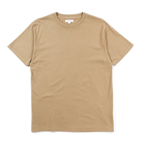 LADY WHITE CO. LITE JERSEY T-SHIRT KHAKI FOG