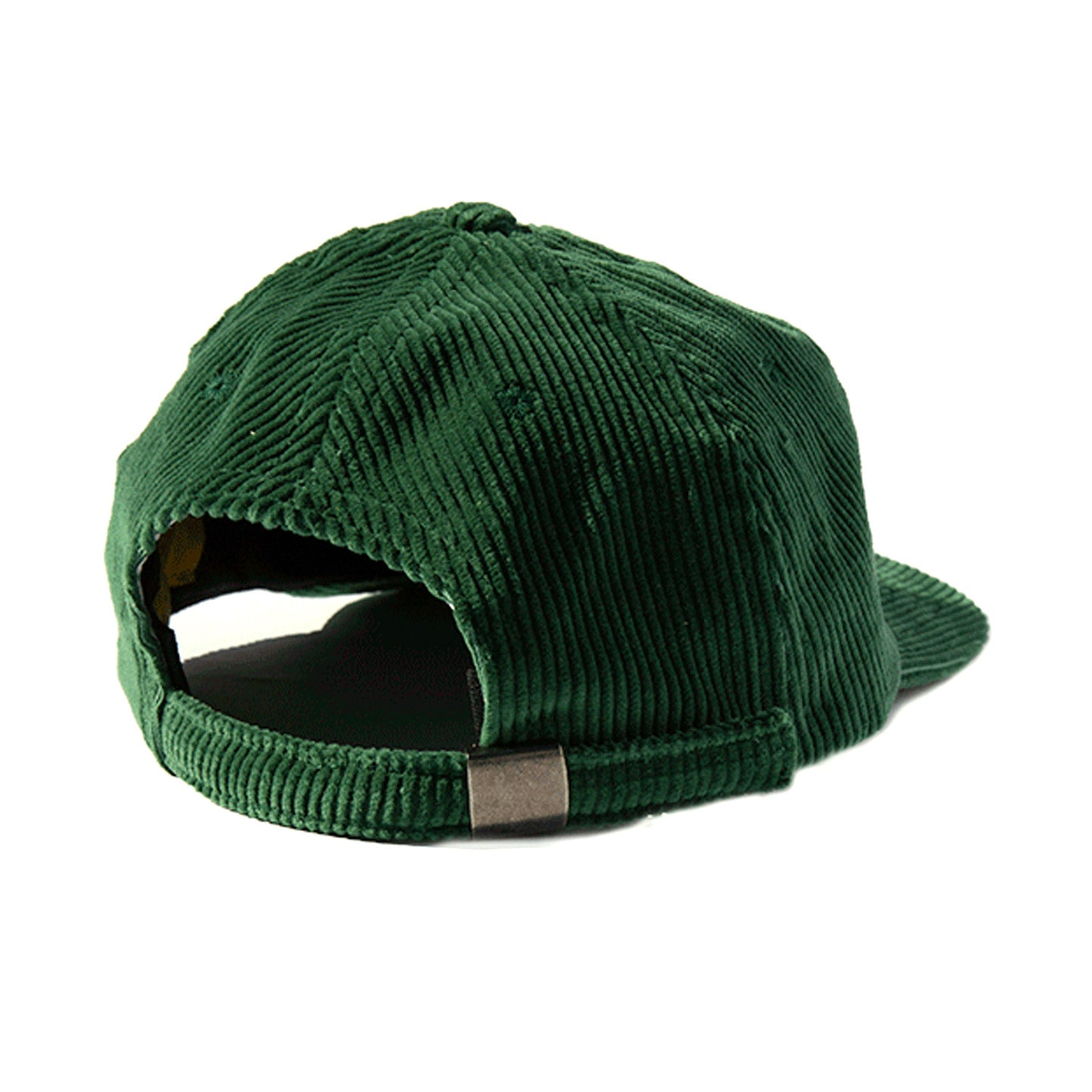 LITE YEAR SIX PANEL CAP GREEN CORDUROY