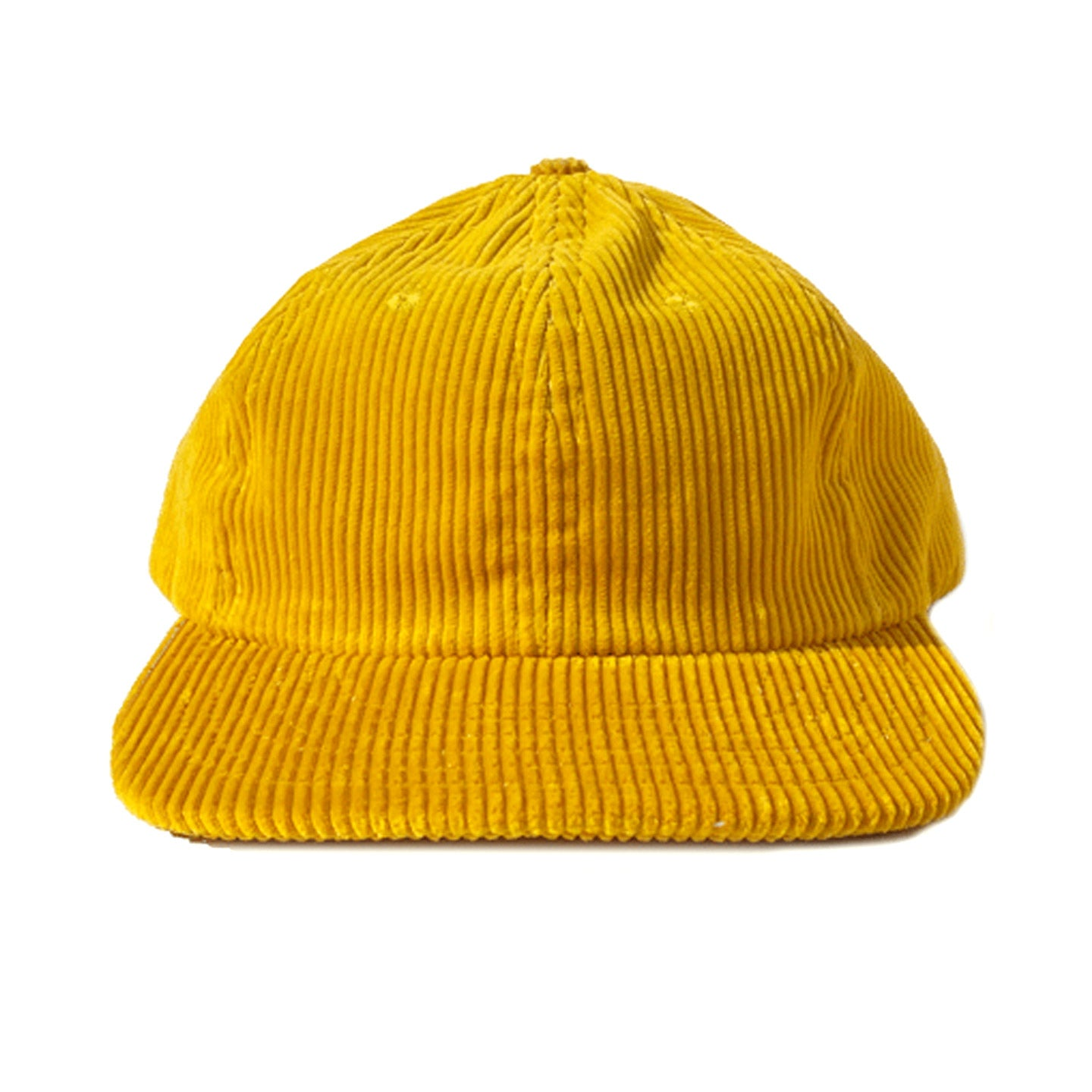 LITE YEAR SIX PANEL CAP GOLD CORDUROY