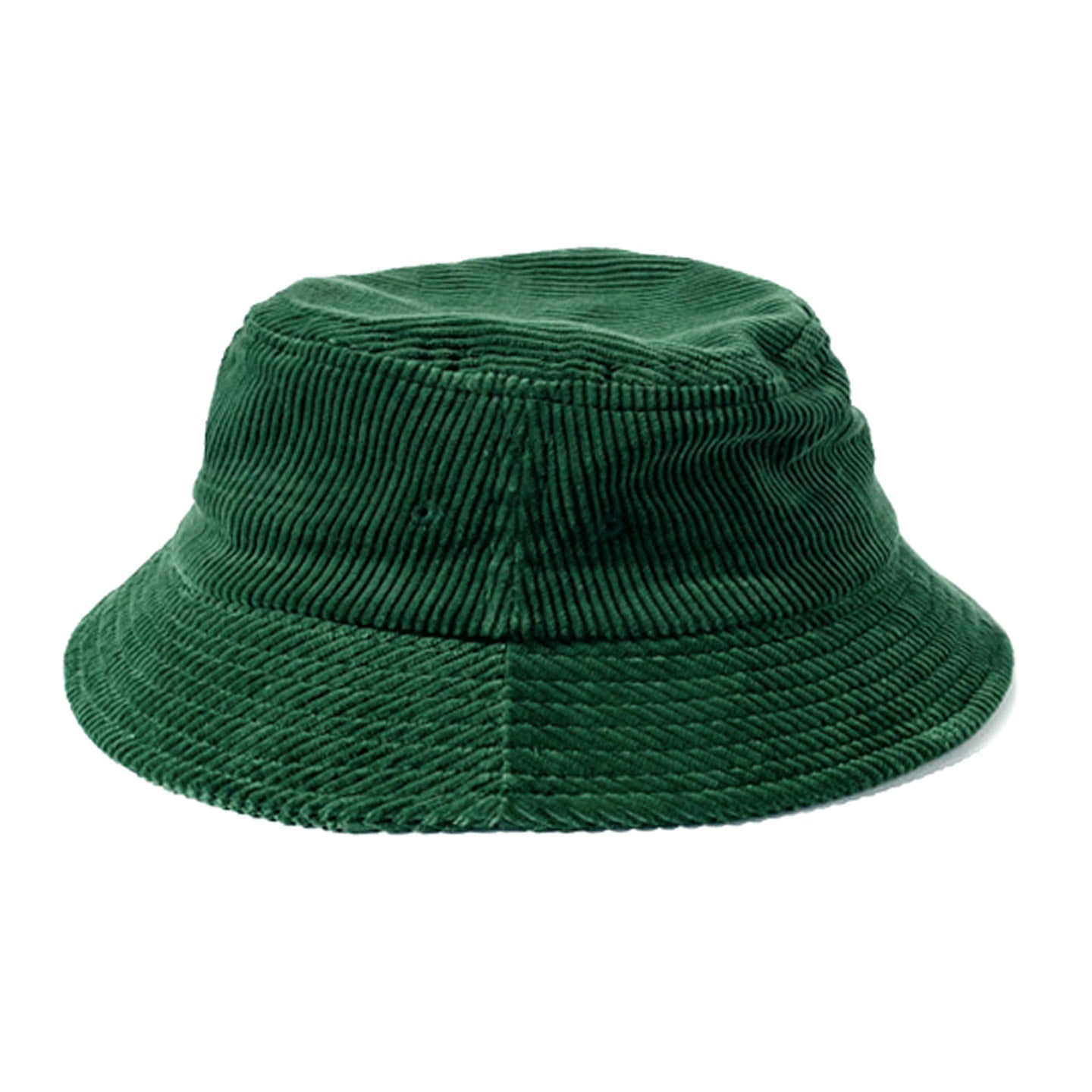 LITE YEAR BUCKET HAT GREEN CORDUROY