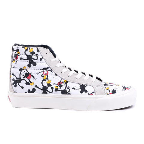 VAULT BY VANS MICKEY'S 90TH OG SK8-HI LX GEOFF MCFETRIDGE