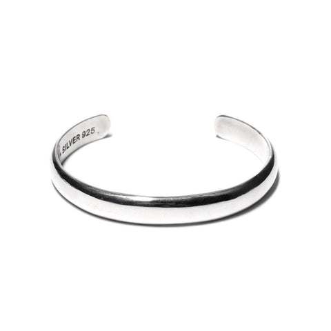 MAPLE PINSTRIPE BANGLE SILVER 925