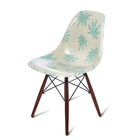 VAULT BY VANS MODERNICA SHELL CHAIR PALM LEAF