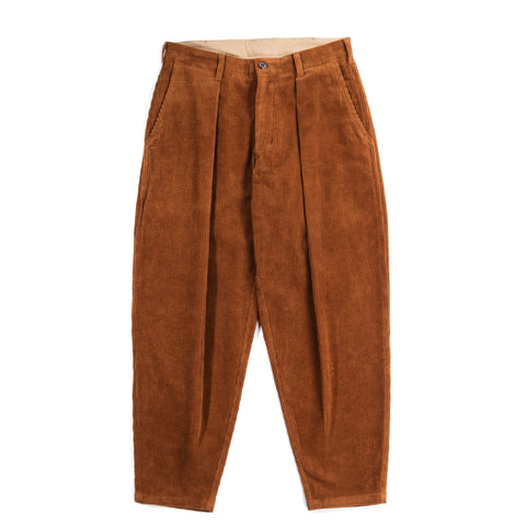 MONITALY RIDING PANT CHESTNUT CORDUROY