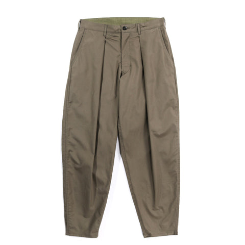 MONITALY RIDING PANTS VANCLOTH OXFORD OLIVE