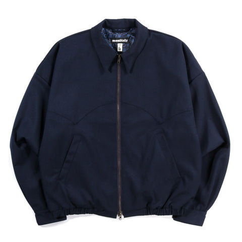 MONITALY WESTERN DRIZZLER JACKET NOVA STRETCH NAVY