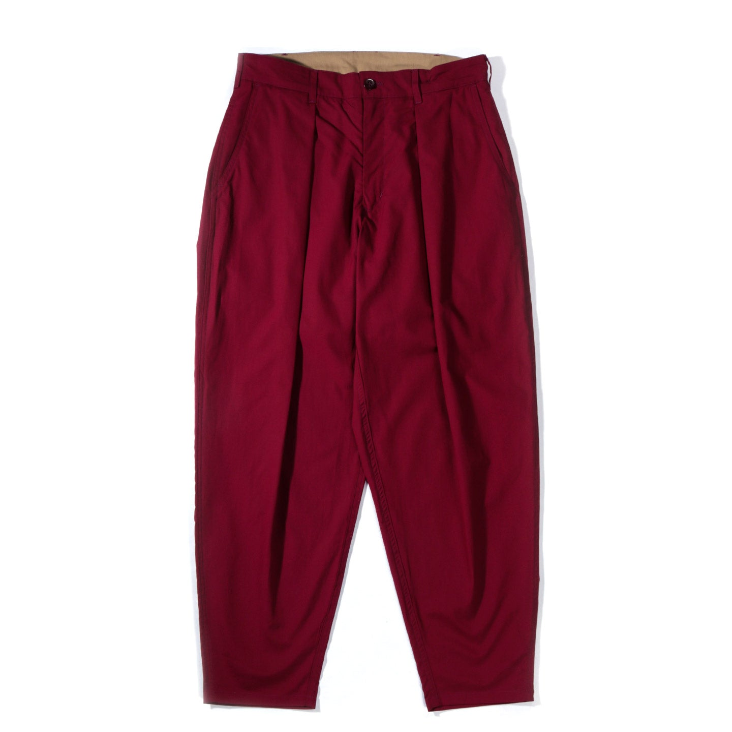 MONITALY RIDING PANTS VANCLOTH OXFORD MAROON