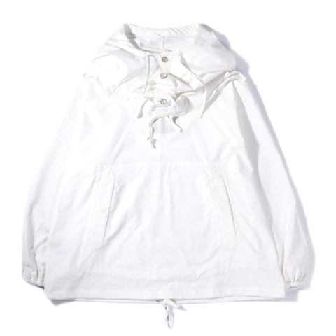 MONITALY MILITARY SNIPER PULLOVER VANCLOTH OXFORD WHITE