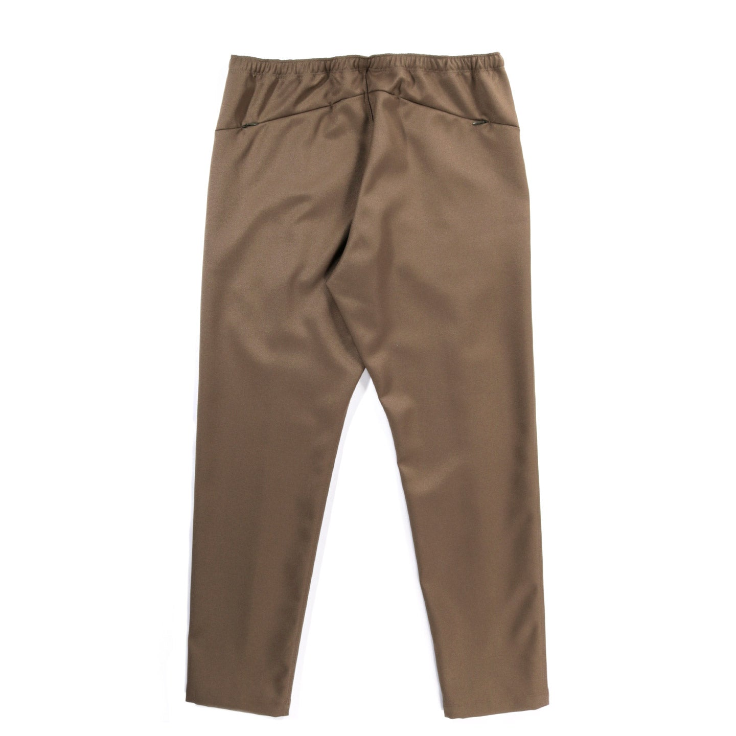 NEEDLES WARM UP PANT POLY COTTON TWILL OLIVE