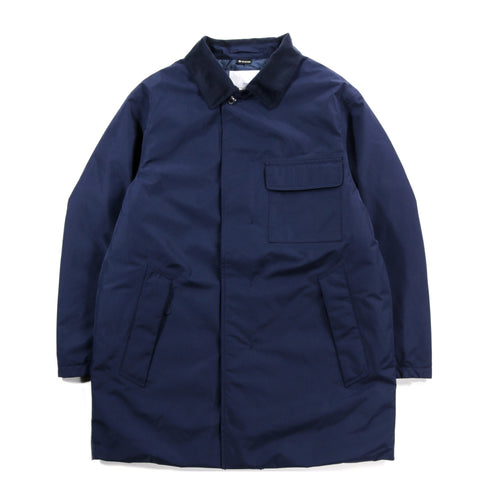 NANAMICA GORE-TEX DOWN COAT MARINE NAVY