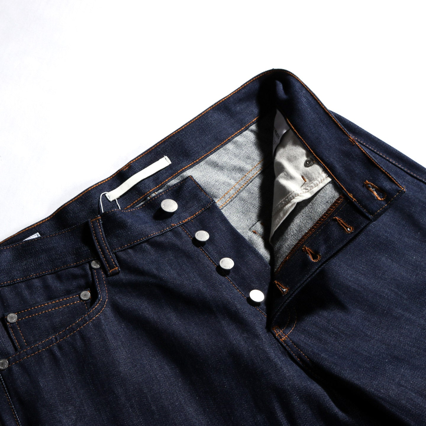 NORSE PROJECTS REGULAR DENIM RAW