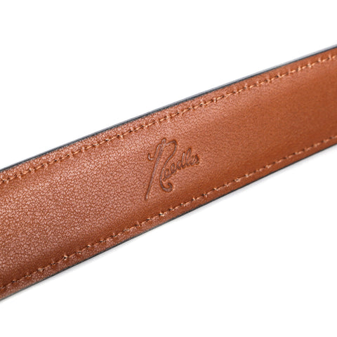 NEEDLES POLO SWEATER CHECKERED RED