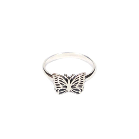 NEEDLES PAPILLON RING SILVER 925