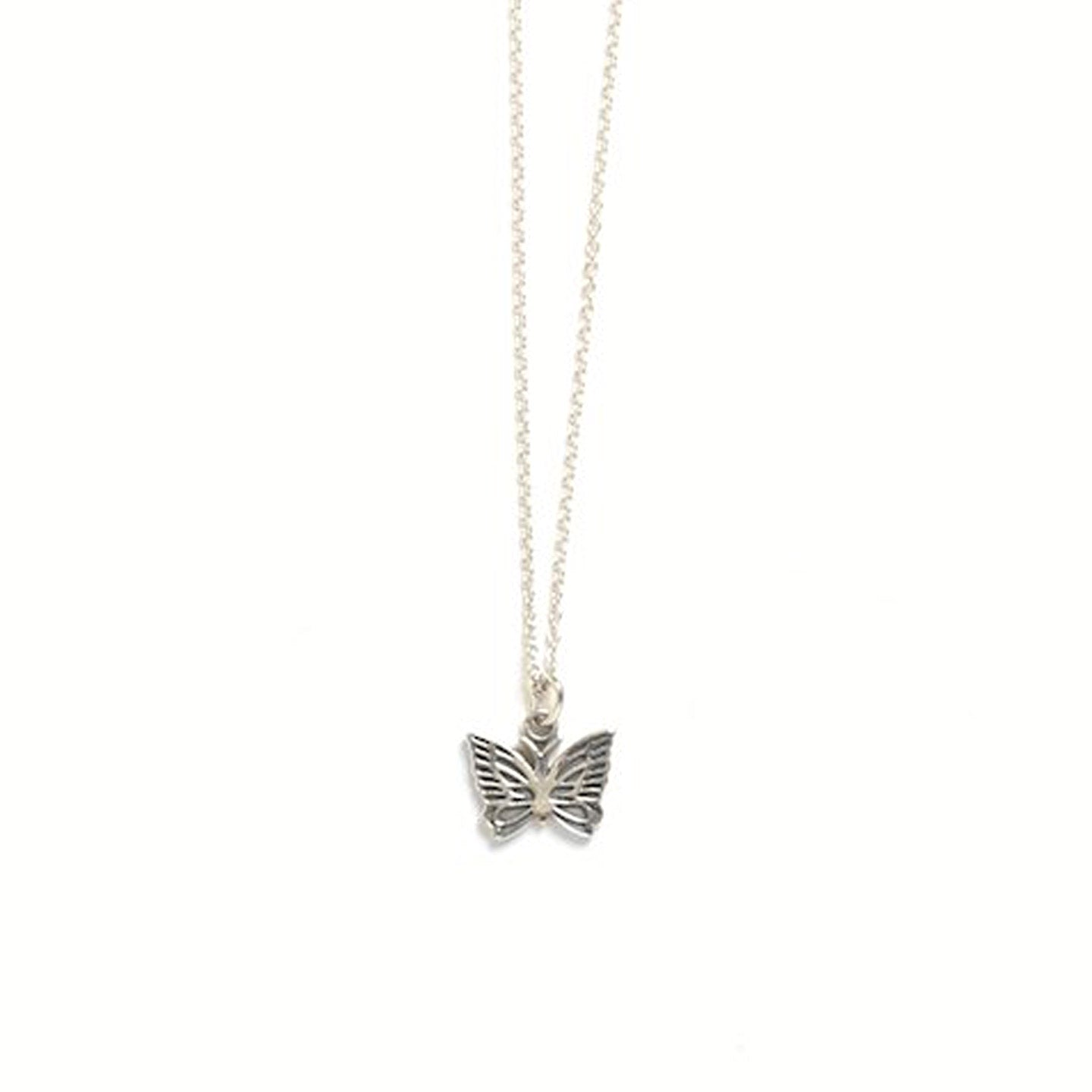NEEDLES PAPILLON PENDANT SILVER 925