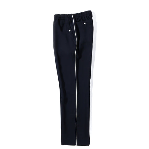 NEEDLES PAPILLON EMB STRING COWBOY PANT NAVY