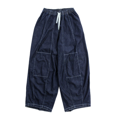 NEEDLES H.D. PANT 6OZ DENIM INDIGO