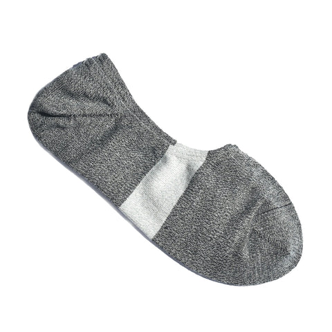 N/A SOCK SIX NO-SHOW GREY