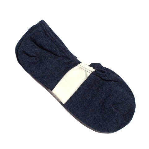 N/A SOCK SIX NO-SHOW NAVY