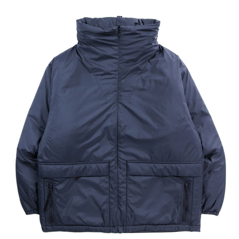 NANAMICA INSULATED JACKET NAVY