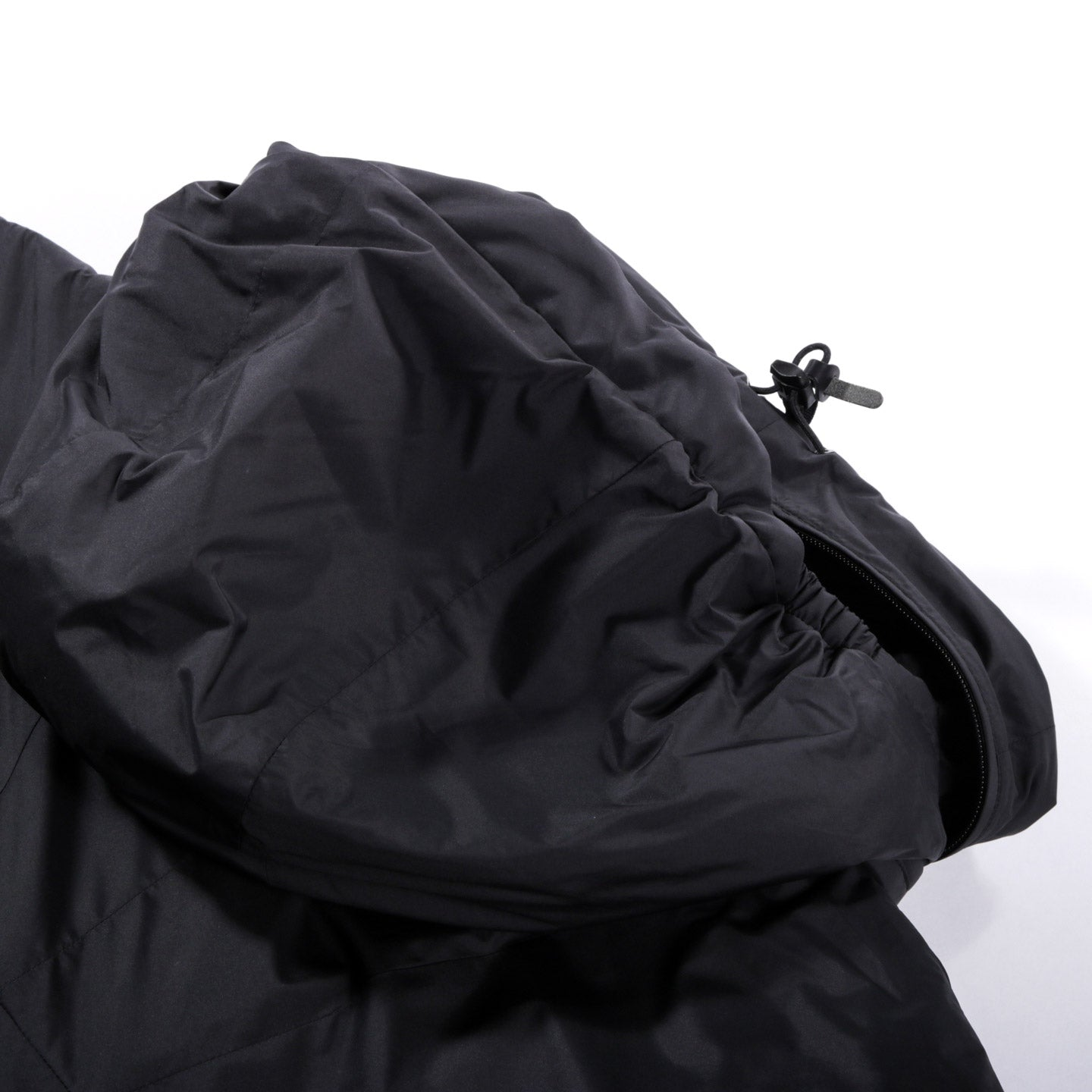NANAMICA INSULATED JACKET BLACK