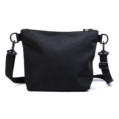 NEIGHBORHOOD PORTER-YOSHIDA & CO. PH POUCH BLACK