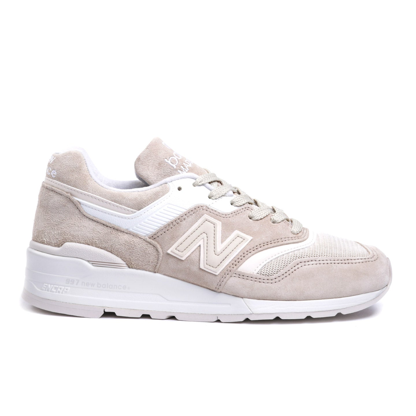NEW BALANCE 997 MIUSA TAN / WHITE