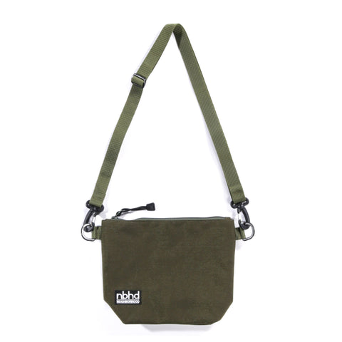NEIGHBORHOOD PH POUCH OLIVE DRAB