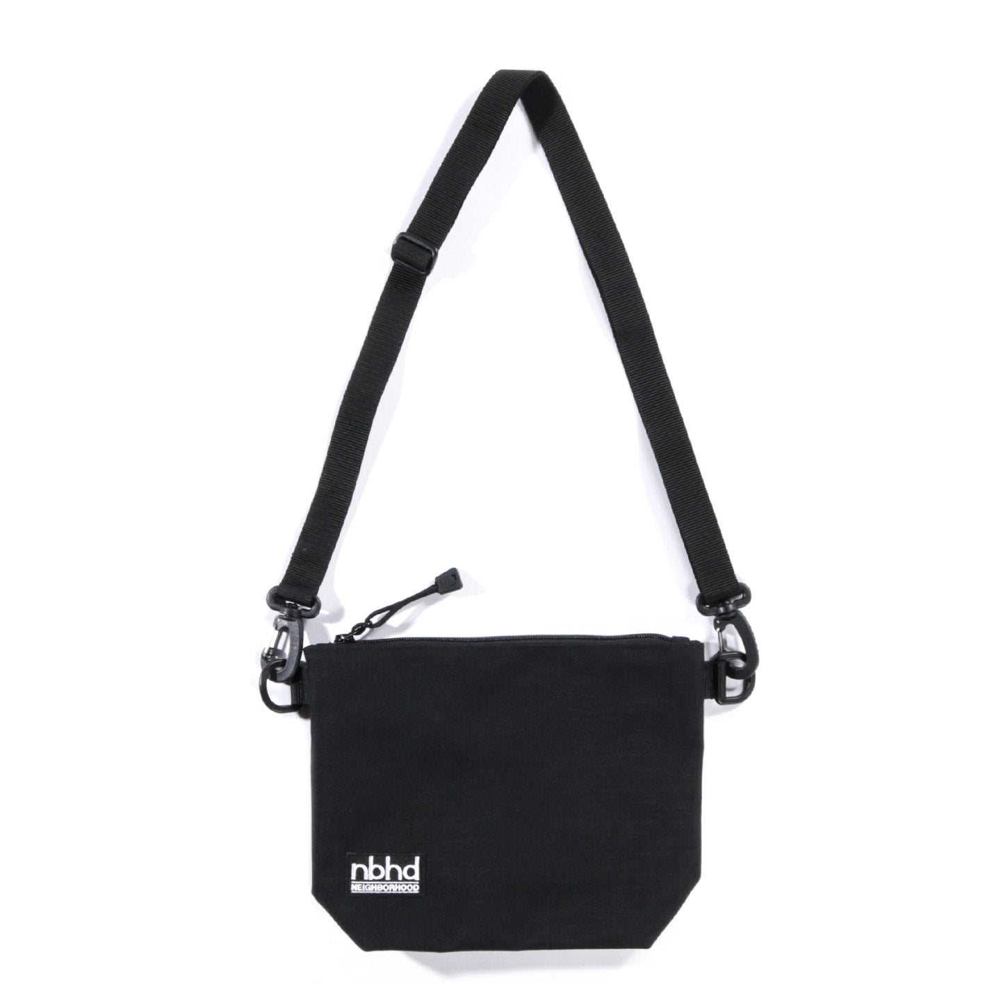NEIGHBORHOOD PH POUCH BLACK