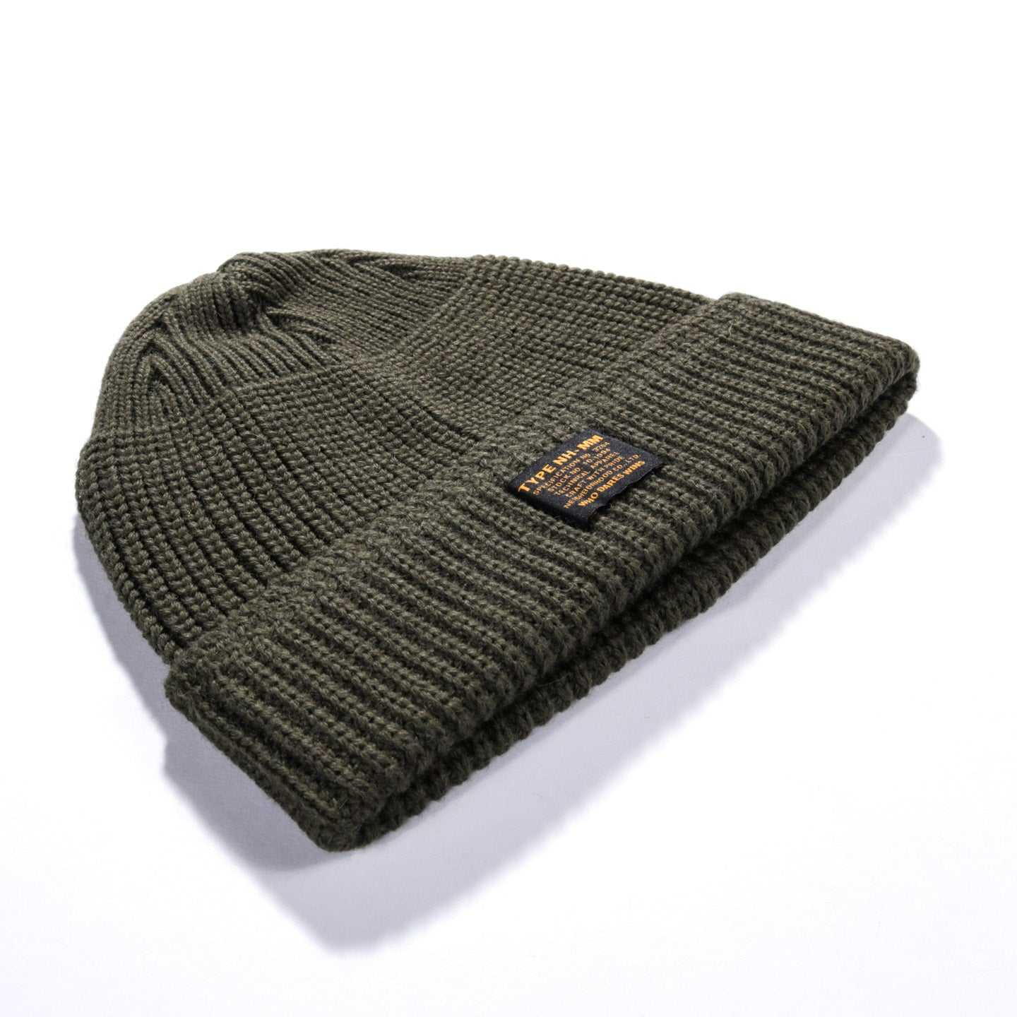 NEIGHBORHOOD WOOL JEEP CAP OLIVE DRAB
