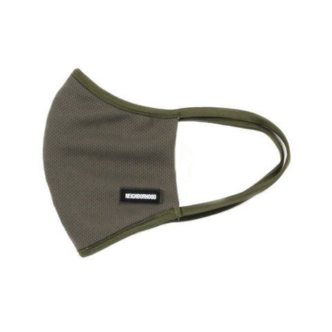 NEIGHBORHOOD GUARDIAN MASK OLIVE DRAB