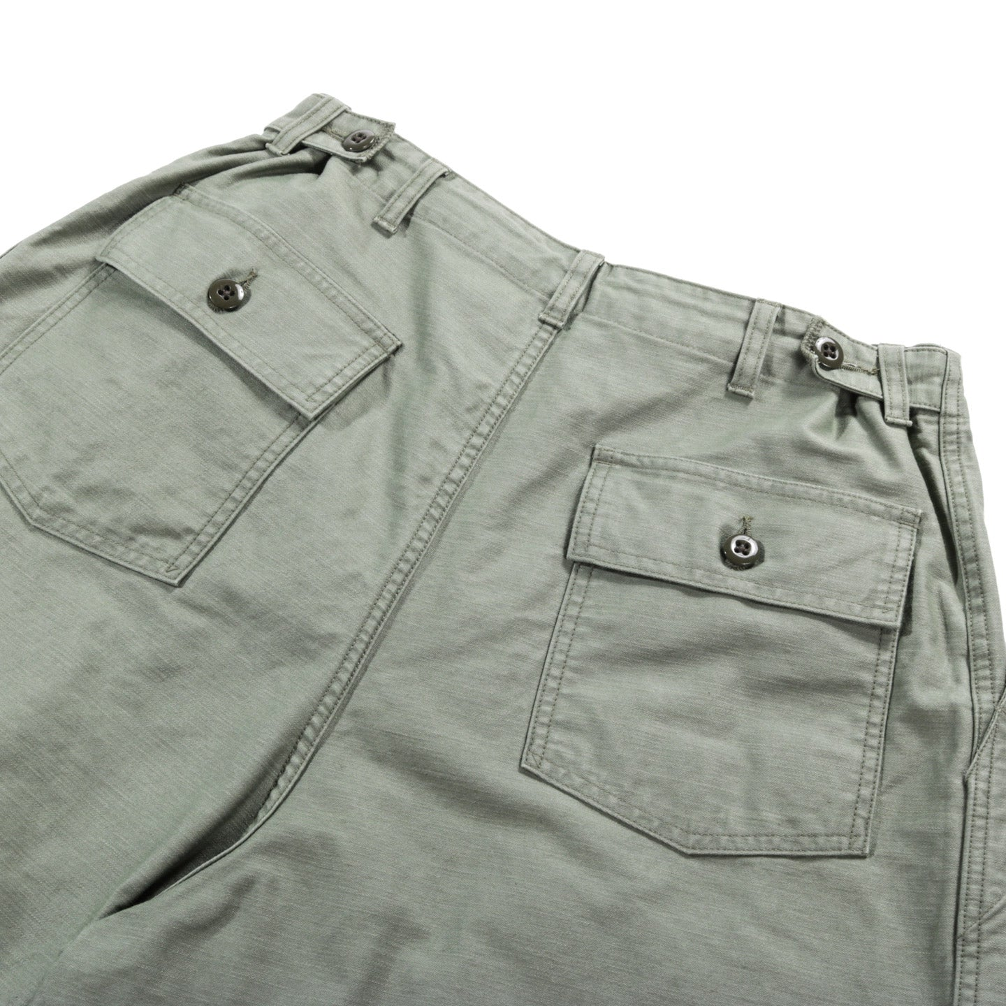 NEEDLES H.D. PANT FATIGUE OLIVE