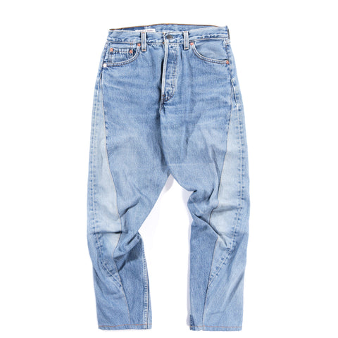 REBUILD BY NEEDLES 501 DIMENSION JEAN - XS (B)