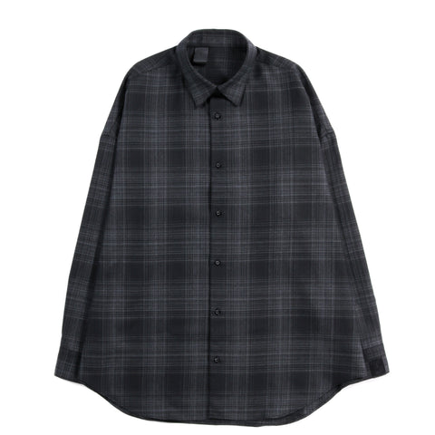 N.HOOLYWOOD 2202-SH07 SHIRT BLACK CHECK