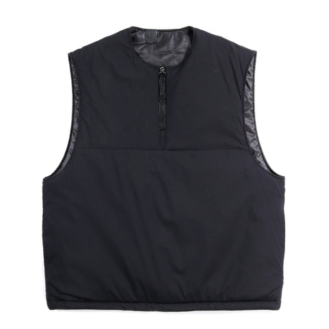 N.HOOLYWOOD 2202-VE04 INSULATED VEST BLACK