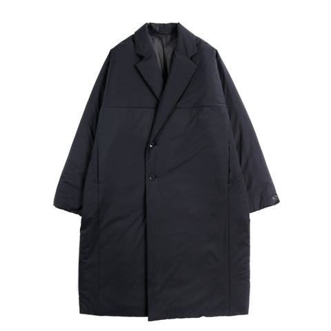 N.HOOLYWOOD 2202-CO04 INSULATED COAT BLACK